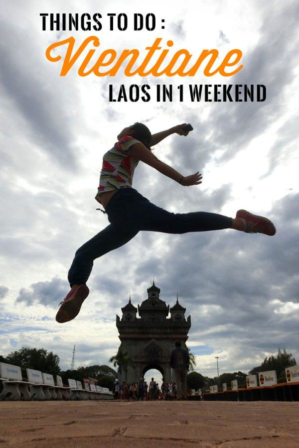 The must-sees and things to do in Vientiane, Laos