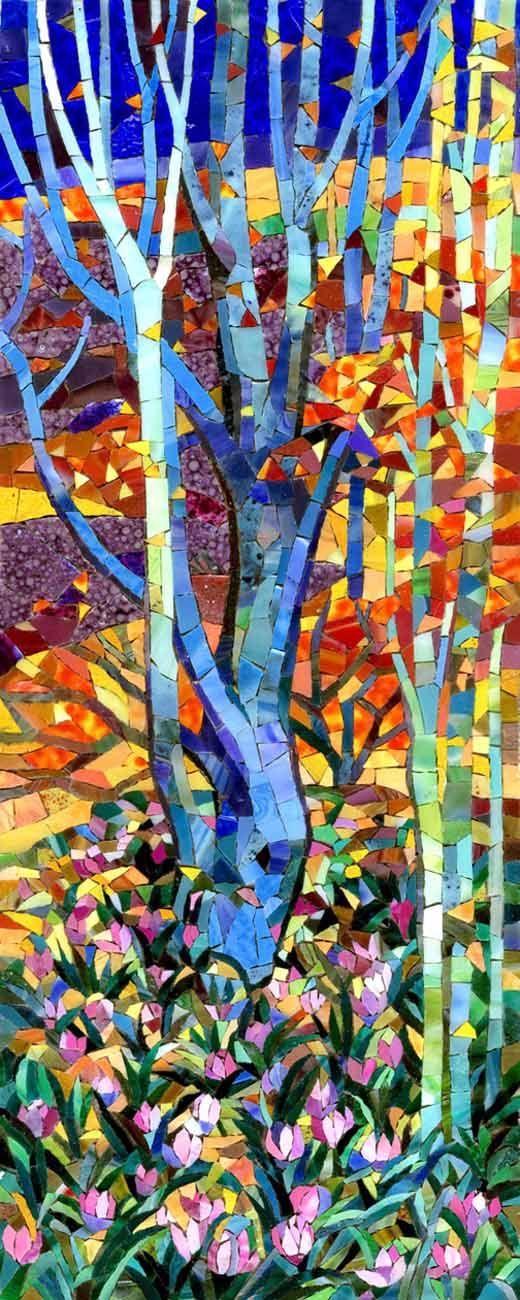 jpg 122 best Mosaic Trees images on