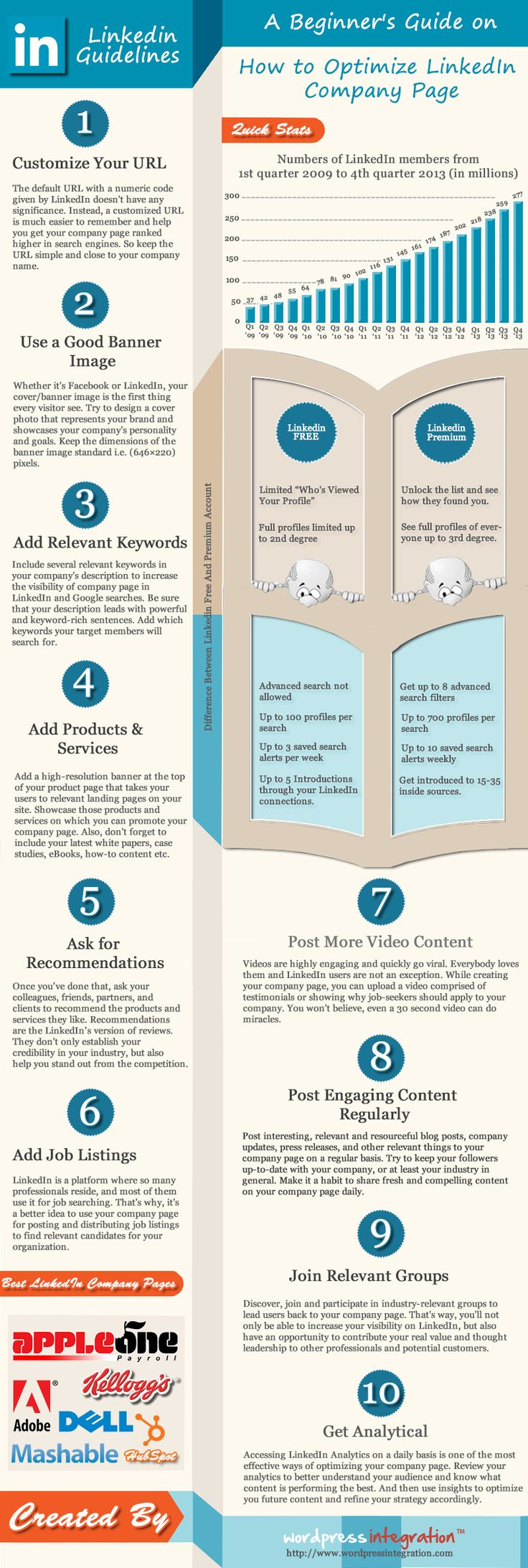 SOCIAL MEDIA -         LINKED'IN - A Beginner's Guide on How to Optimize LinkedIn Company Page.