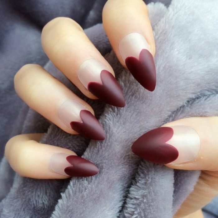 17 Best Ideas About Ongle En Gel Modele On Pinterest Deco D Ongle Ongle Deco And Id E Ongle Gel