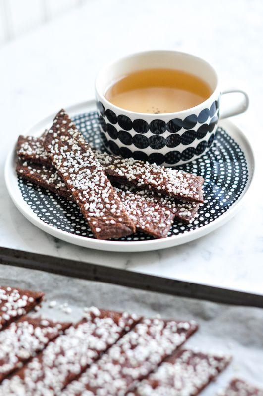 swedish chocolate cookies 3