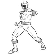 Want to boost up your kid's coloring skills with exciting coloring sheets? Check out our unique collection of 20 free printable power rangers coloring pages