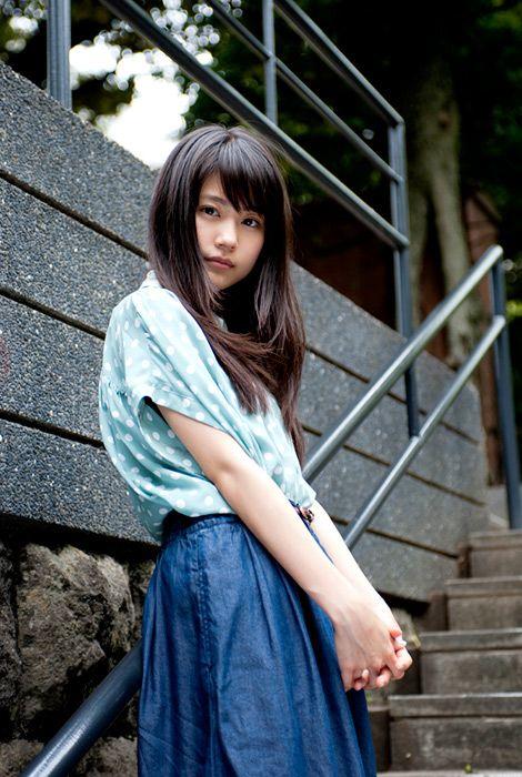 Kasumi Arimura 有村架純