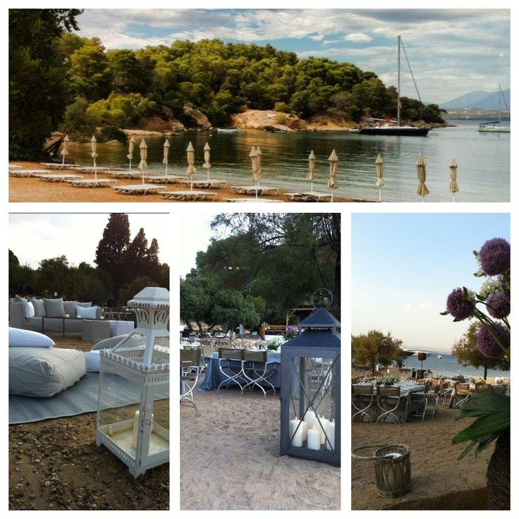 Spetses - Zogeria !!! Wedding party 1