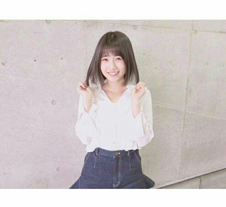 Tomonaga Mio HKT46 朝長美桜 HKT46 かわいい