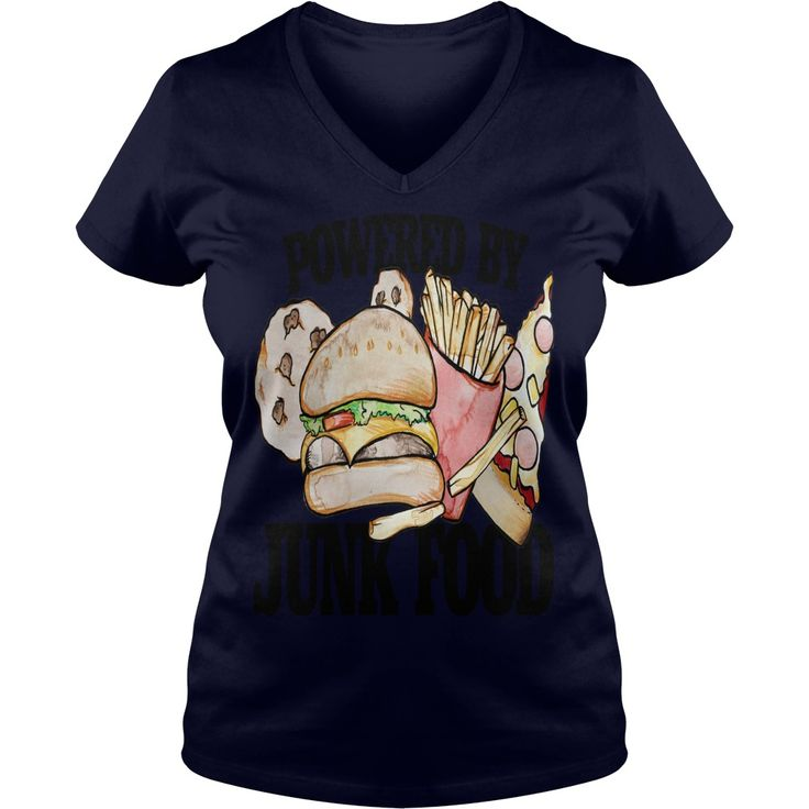Powered by JUNK FOOD lover T-Shirt #gift #ideas #Popular #Everything #Videos #Shop #Animals #pets #Architecture #Art #Cars #motorcycles #Celebrities #DIY #crafts #Design #Education #Entertainment #Food #drink #Gardening #Geek #Hair #beauty #Health #fitness #History #Holidays #events #Home decor #Humor #Illustrations #posters #Kids #parenting #Men #Outdoors #Photography #Products #Quotes #Science #nature #Sports #Tattoos #Technology #Travel #Weddings #Women