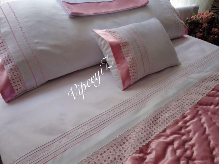 Crochet bedding