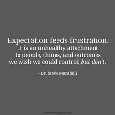 expectations on others quotes - Google Search