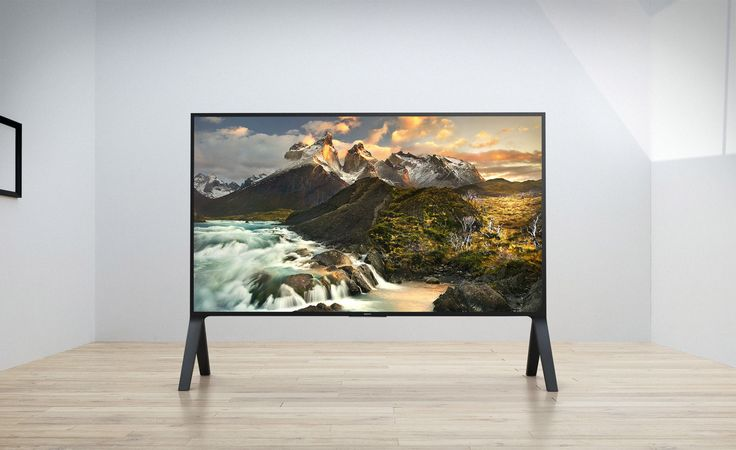"""Sony 100"""" Z9D 4K HDR Television"""