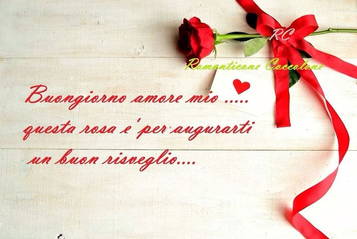 Good Morning Amore Mio : Images about good morning and evening on