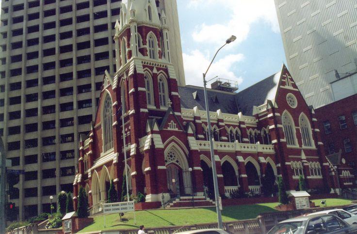 Albert Street Uniting Church, Brisbane.