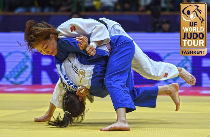 Tenth IJF Tour gold for Munkhbat Urantsetseg - Judo Inside
