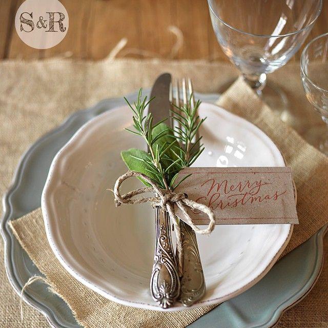 la mia tavola per un natale green e low cost christmas table setting byu2026