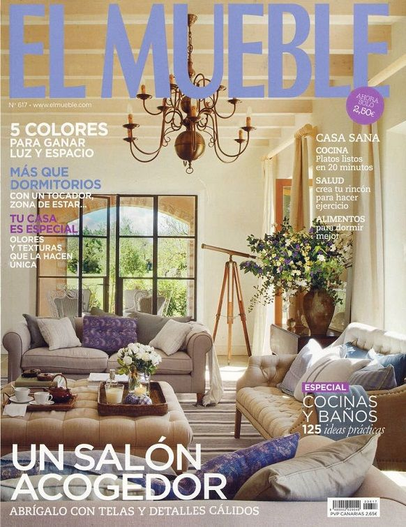 @imagazines presents to you the best interior design magazines in Spain because our editors want you to know the must read architecture and decoration magazines from all corners of the world. Discover these fantastic magazines and get a little bit of the Spanish flavor and style! ➤ To see more news about the Interior Design Magazines in the world visit us at www.interiordesignmagazines.eu #interiordesignmagazines #designmagazines #interiordesign