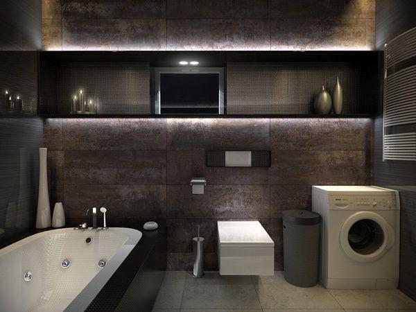 contemporary small bathroom design furniture ideas