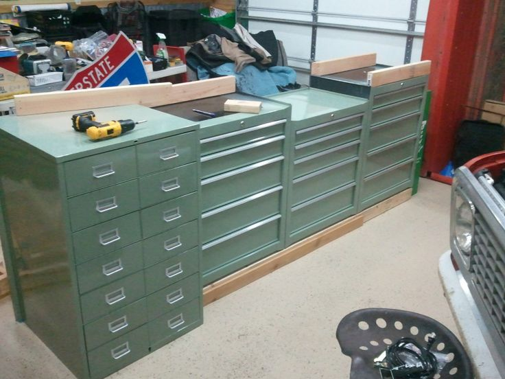 What I Did With My $40 Home Depot Tool Cabinets