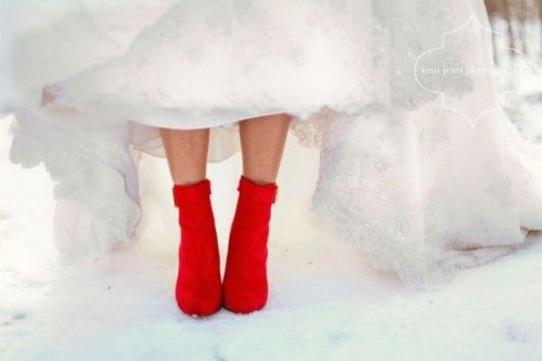 29 Awesome Winter Wedding Shoes And Boots You'll Love - Weddingomania