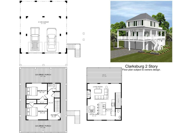 49 best clarksburg garage plans with apartments images on for Engineered garage plans