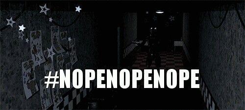 #nopenopenope