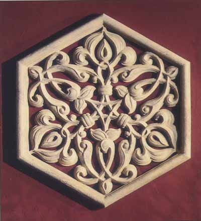 Architectural Resin Plaques Wall Decor Outdoor