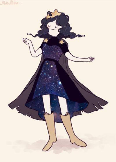 adventure time oc | Night Sky Princess