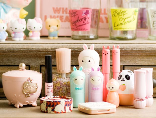 ( I need all the stuff!) Cupcake's Clothes: ♥ Cute Cosmetics - Etude House & Tony Moly Reviews ♥