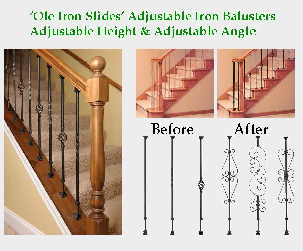 Best Quality Stair Parts At Affordable Prices Stairs Iron 400 x 300