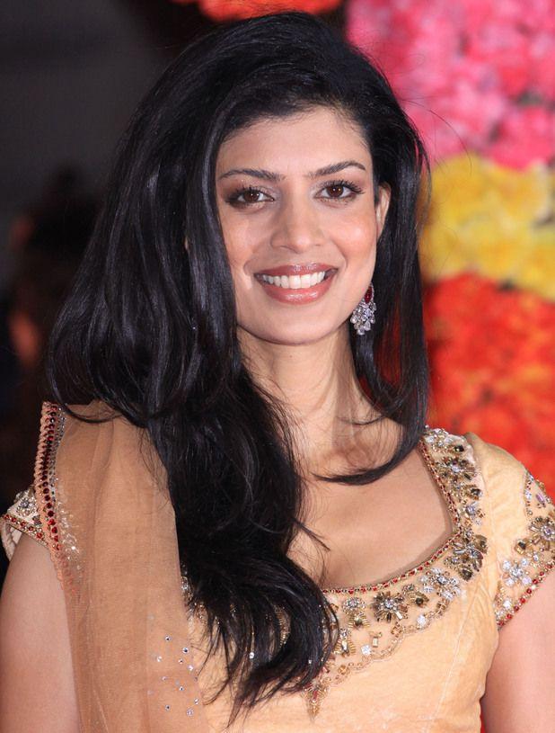 The beautiful Tina Desai