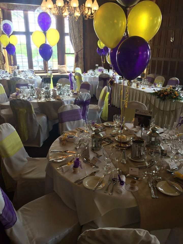 Yellow & Purple - Perfect Wedding Days