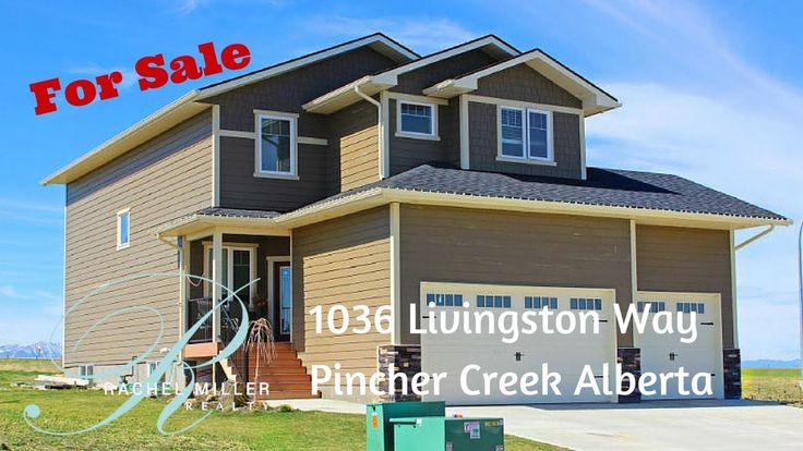 1036 Livingston Way Pincher Creek, Alberta Home For Sale | Rachel Miller.