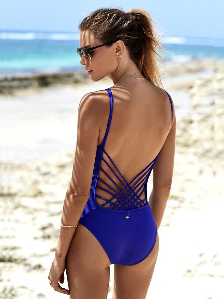 Malai: Diamonette swimwear (OP0014)