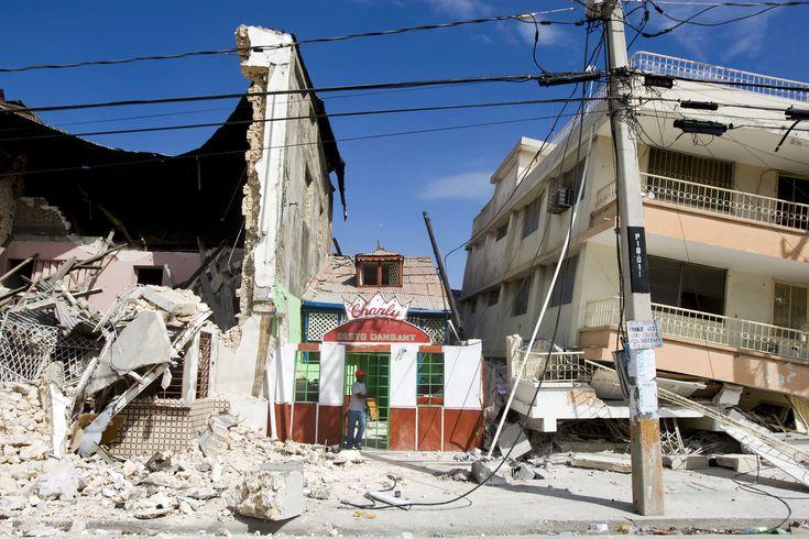 2010 Haiti earthquake - Wikipedia, the free encyclopedia