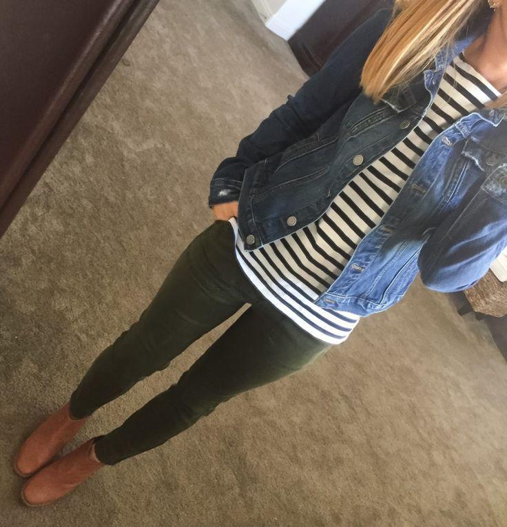 Army Green Pants + An Update + RF Lash Boost! #thenortheastgirl