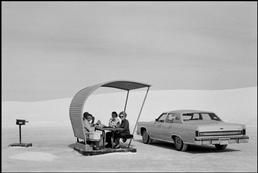 New Favorite Photo Raymond Depardon USA. New Mexico. White Sand. 1982.