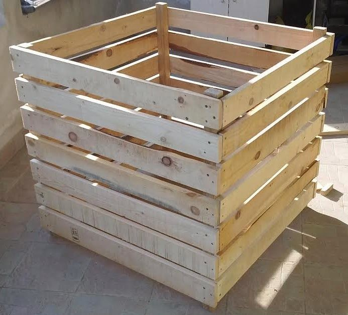Diy Compost Bin Apartment: 17 Best Images About Compost Bin Plans
