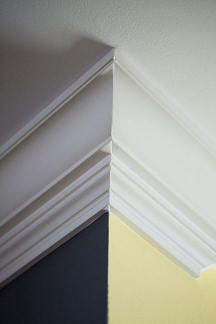 40 curated crown molding ideas by jeffreybohn | painted ceilings, Wohnzimmer dekoo