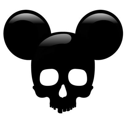 mickey mouse skull - Google Search