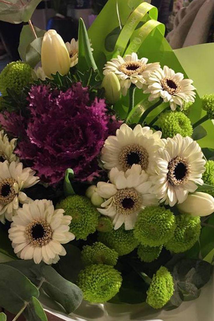 Emozioni floreali #bouquet #mazzodifiori #margherite #fiore #reglaunfiore #flower #love #gift #flowerpower
