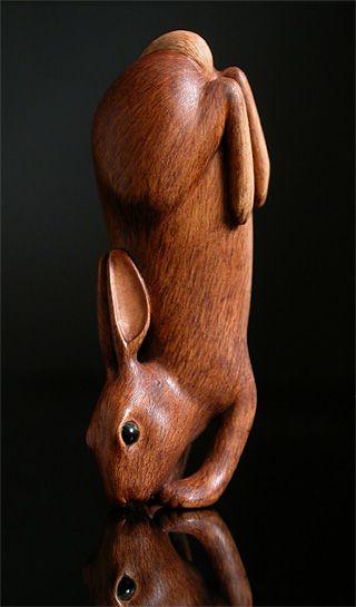 Dancing Rabbit: Boxwood