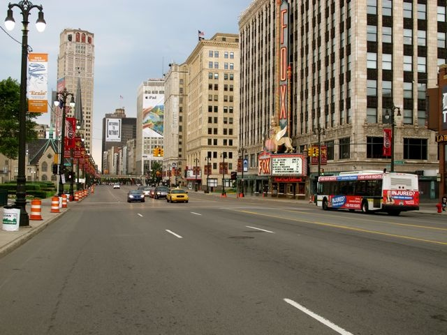 8 Reasons To Visit Detroit (No, Really) on http://www.theexpeditioner.com