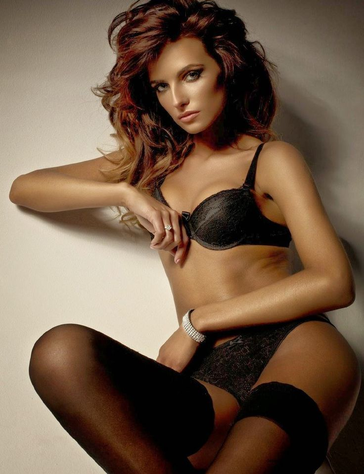 Redheads Lingerie 100