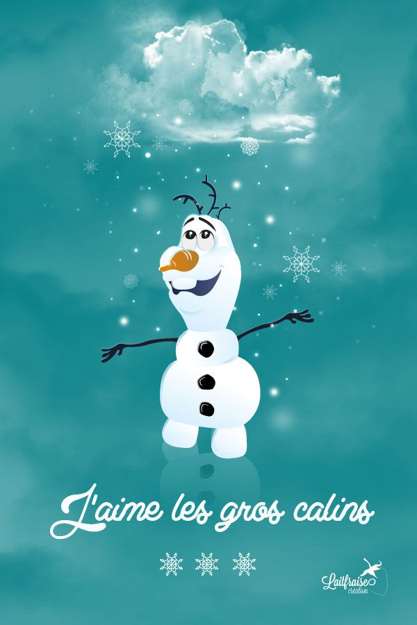 Fond d'écran Olaf de la reine des neiges #disney #reinedesneiges #anna #elsa #olaf #wallpaper