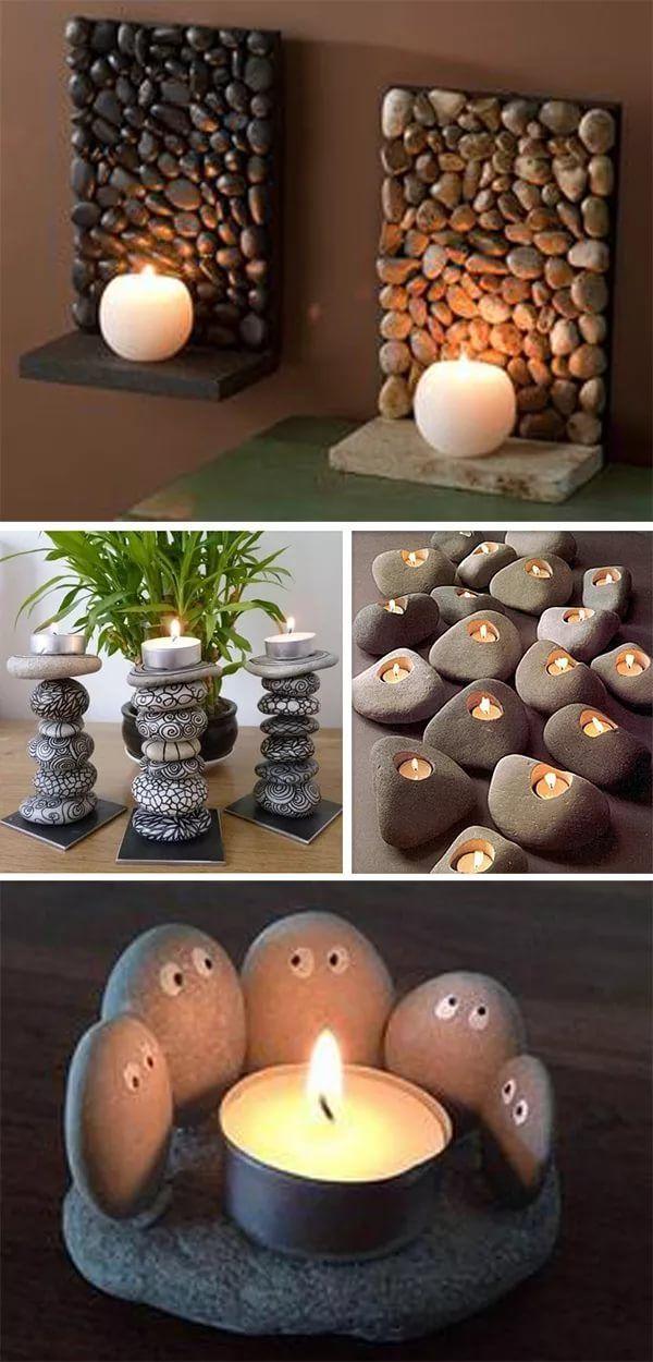 Декоративные поделки для дома своими руками фото