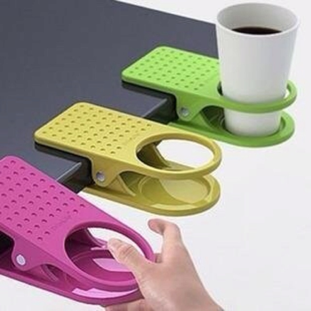 Portable cup holders!