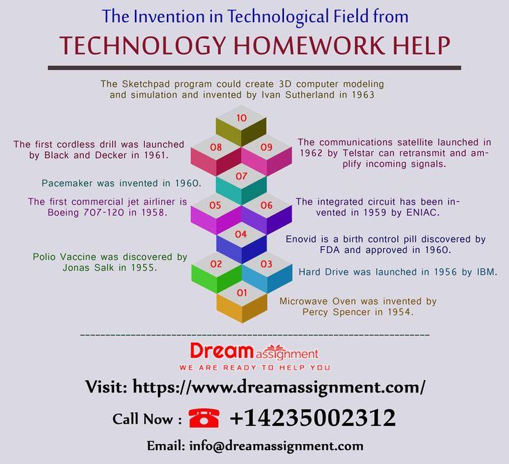 Tech homework help