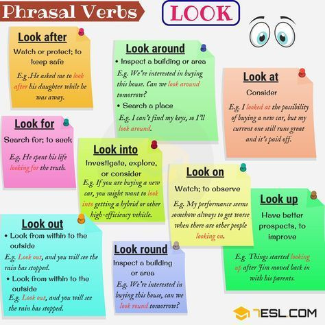 how to learn phrasal verbs in english