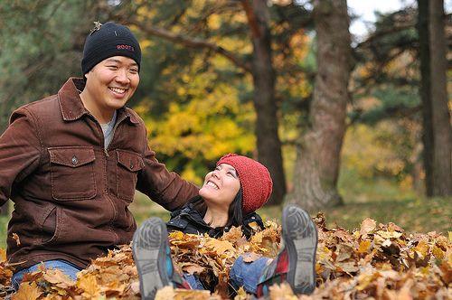 autumn in High Park, Toronto