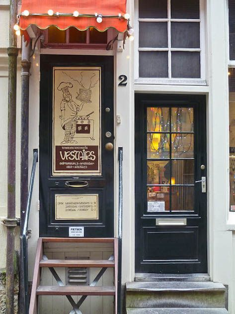 The Upstairs Pancake House (Upstairs Pannenkoeken)