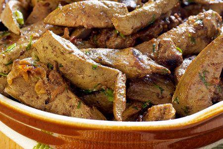 Τηγανιά με συκώτι και μαϊντανό - Συνταγές | γαστρονόμος