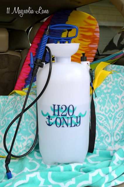 Tank Sprayer For After-Beach Clean Up: A Must-Have for Summer!